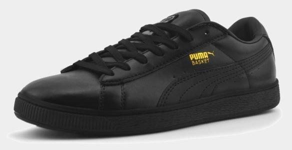 Puma Suede Classic черные